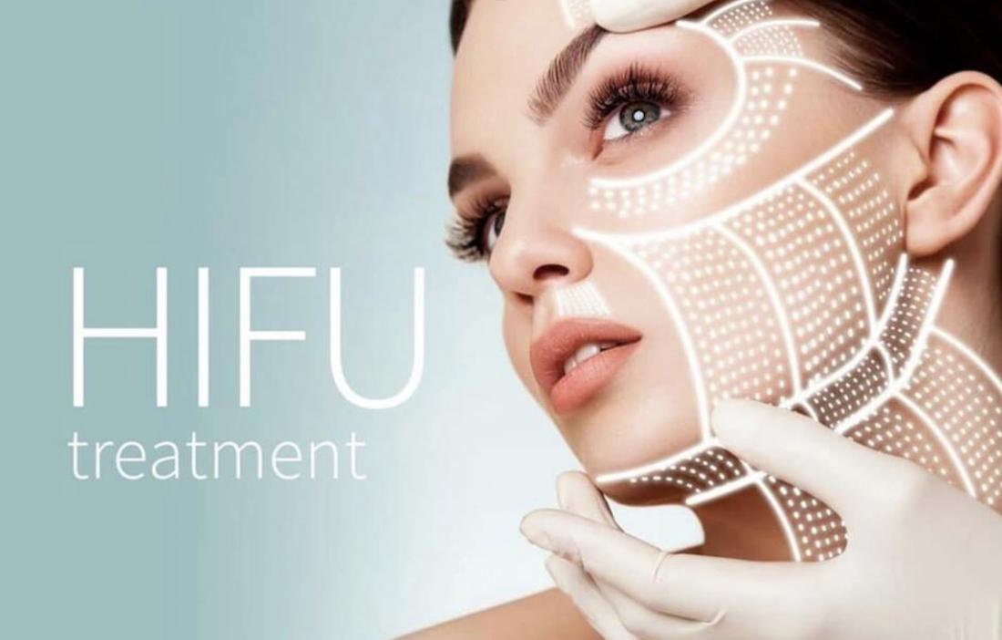 HIFU Treatment bij Salon Esthétique