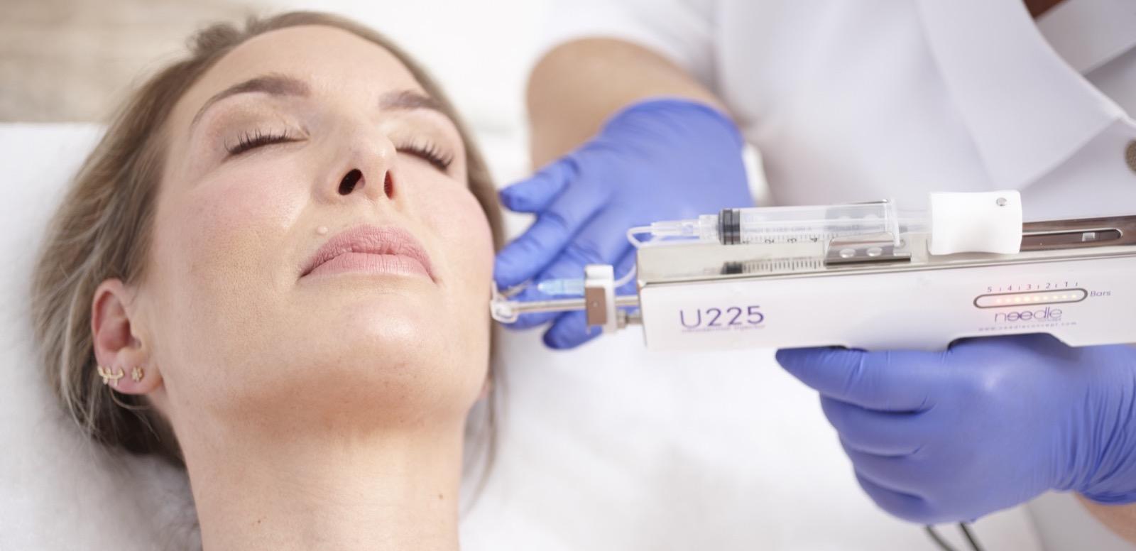 Skinbooster Mesotherapie